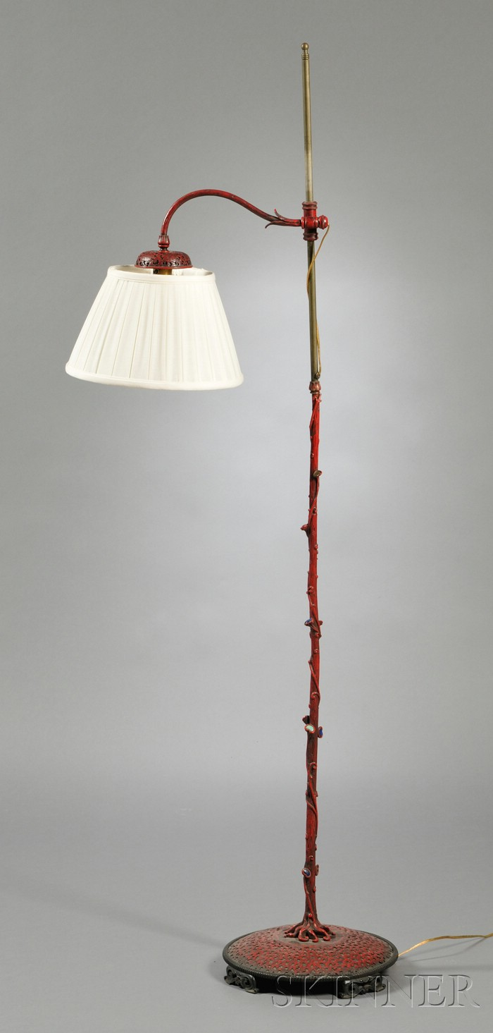 Caldwell & Co. Floor Lamp