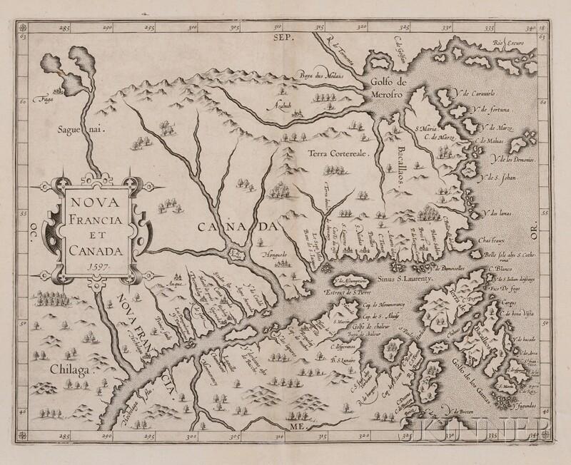 (Maps and Charts, North America), Wytfliet, Cornelis