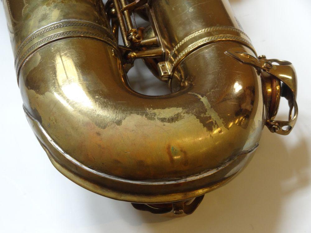 Tenor Saxophone, Selmer Mark VI, Paris, 1961