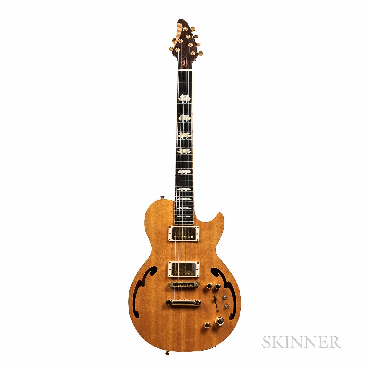 John Abercrombie   Brian Moore Custom Shop Signature Model Electric Guitar, 2004