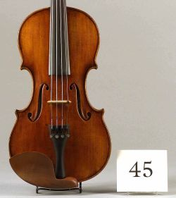 German Violin, Ernst Heinrich Roth, 1927
