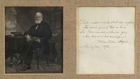 Bryant, William Cullen (1794-1818)