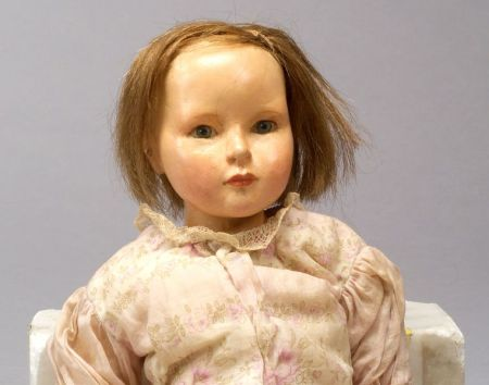 Early Dewees Cochran Doll