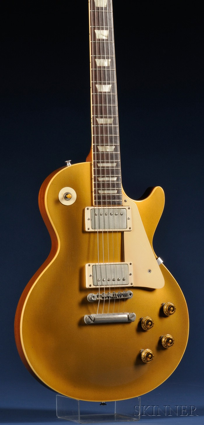 American Electric Guitar, Gibson Incorporated, Kalamazoo, 1957, Model Les Paul