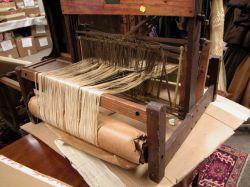 Small Weaving Loom.