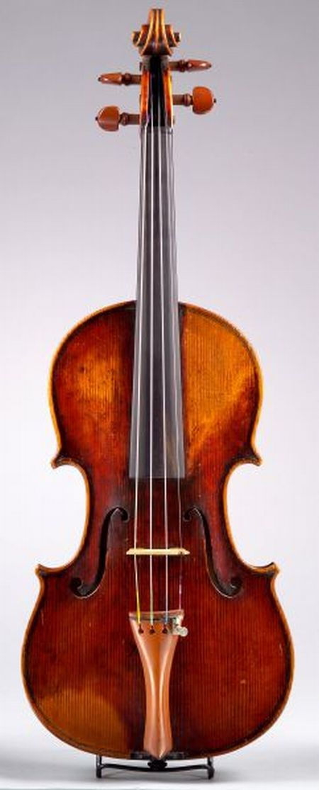Modern American Violin, Max Frirsz, New York, 1966