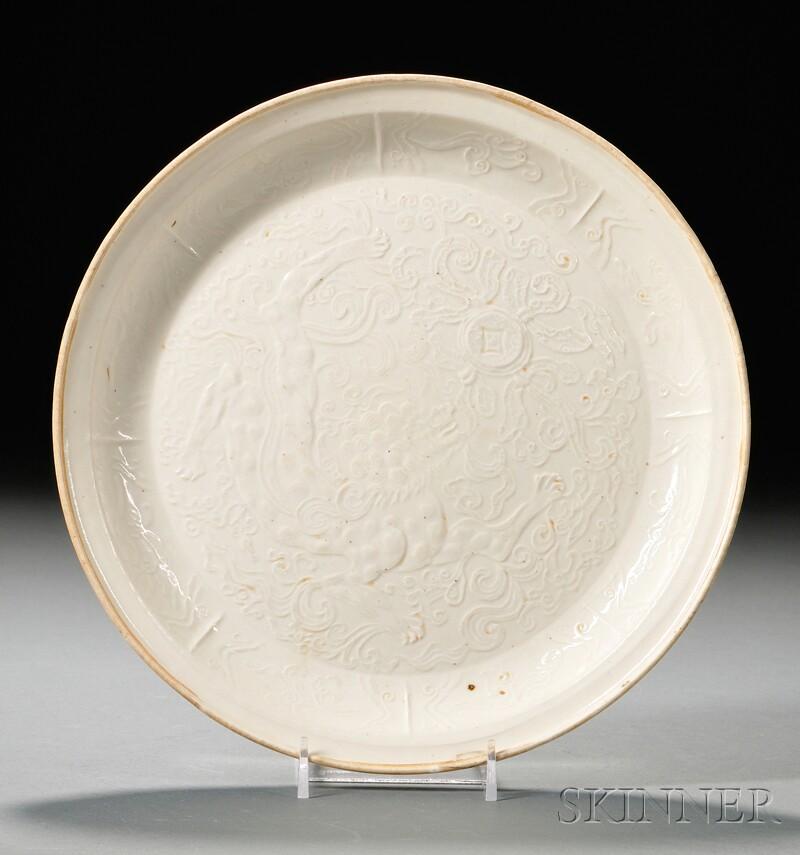 White Ware Plate