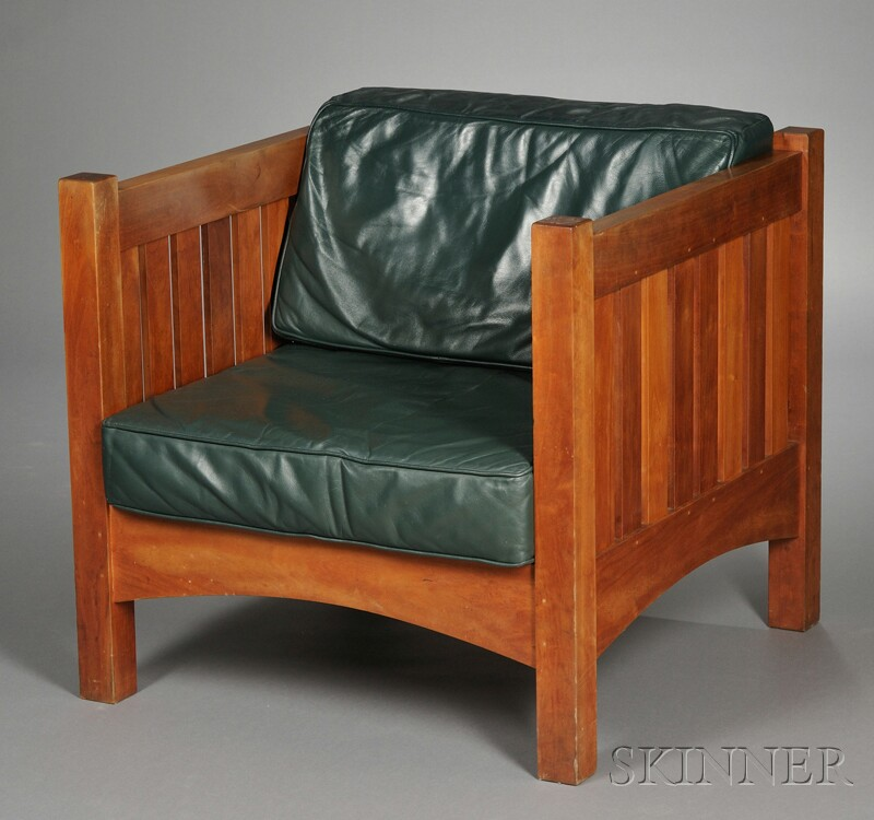 "Thomas Moser ""New Century"" Chair"