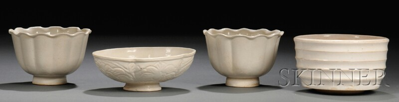 Group of White Ware Items