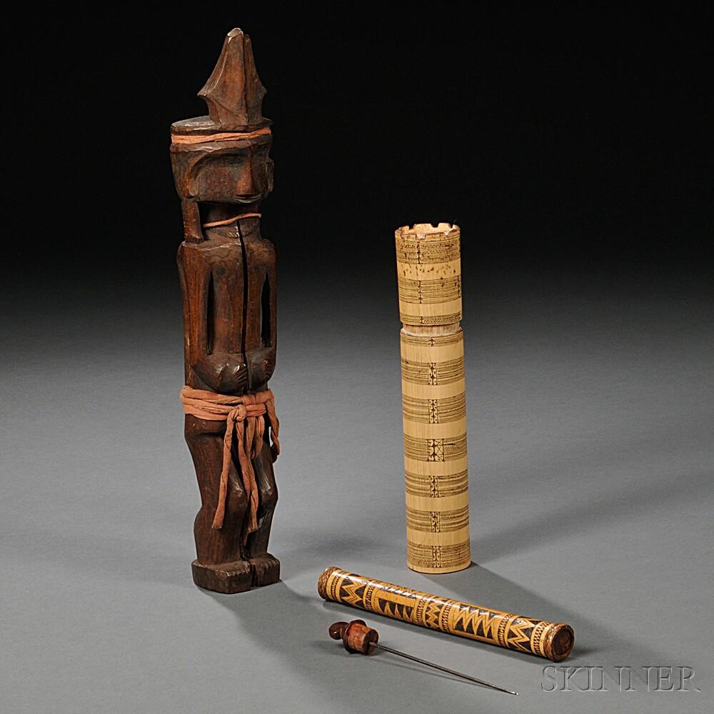 Three Indonesian Items