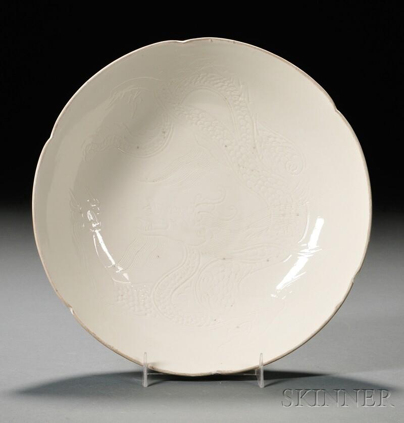 White Ware Bowl