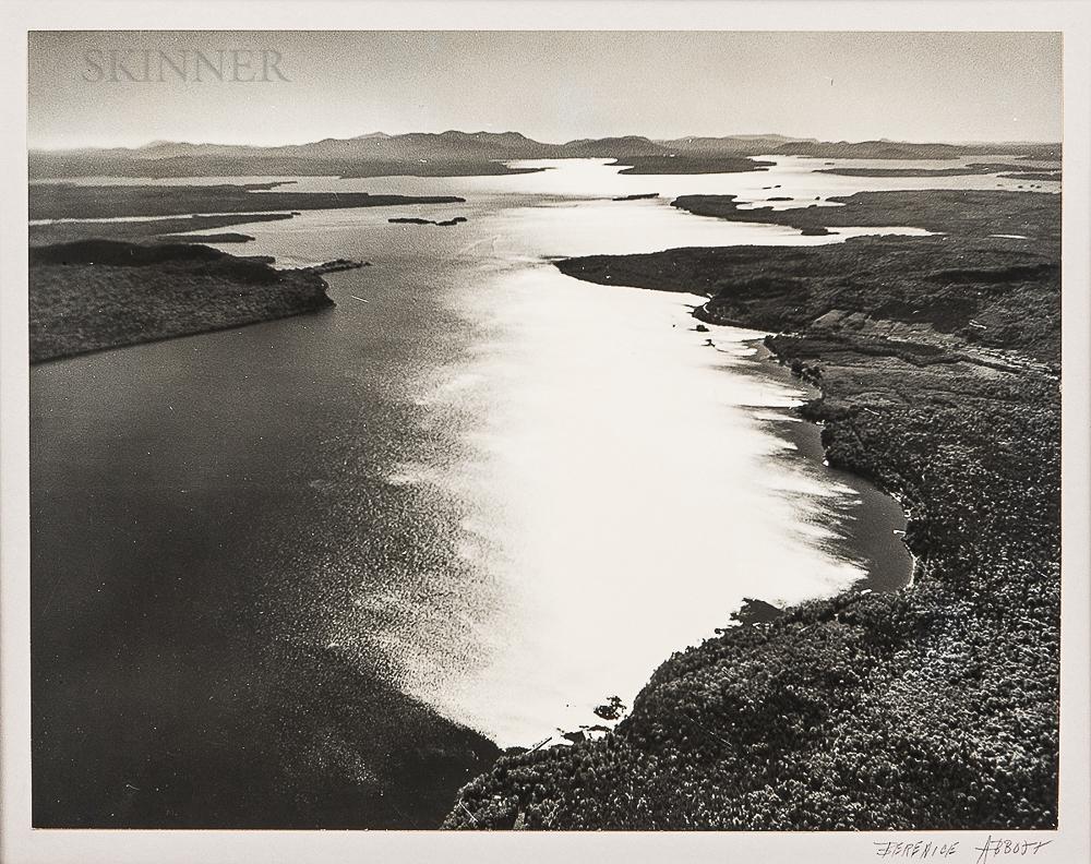 Berenice Abbott (American, 1898-1991)      Moosehead Lake