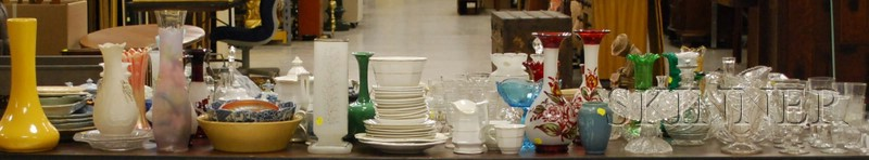 Large Lot of Miscellaneous Glassware and Ceramics