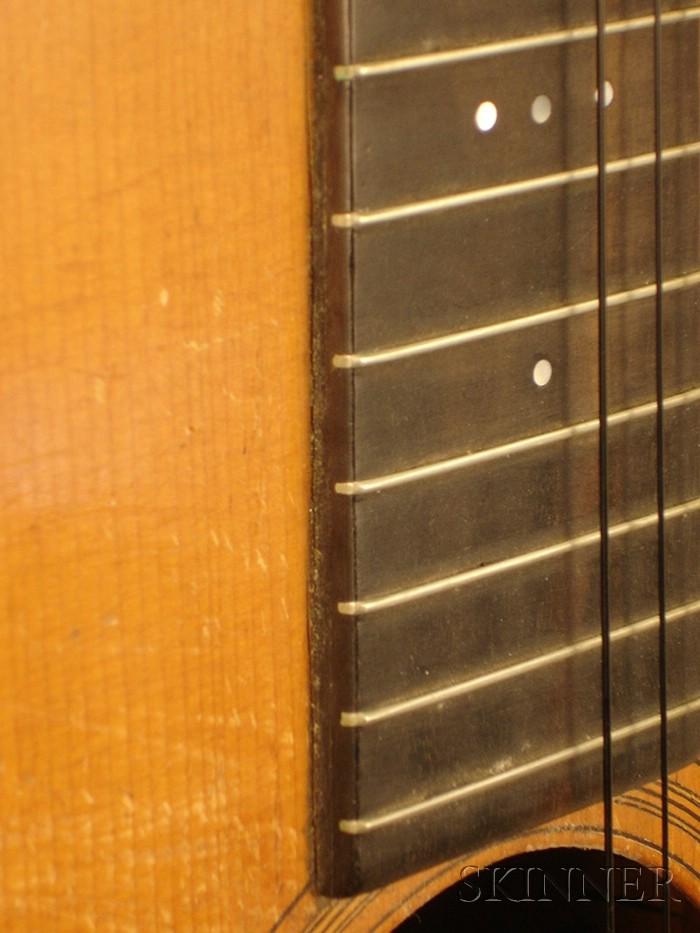 American Guitar, C.F. Martin & Company, Nazareth, 1927, Style 000-18