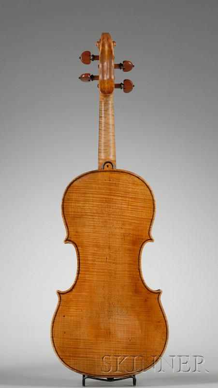 Italian Violin, Spirito Sorsana, Cuneo, c. 1720