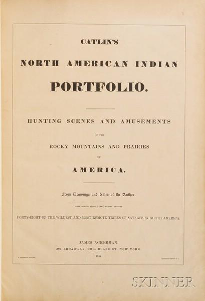 Catlin, George (1796-1872)