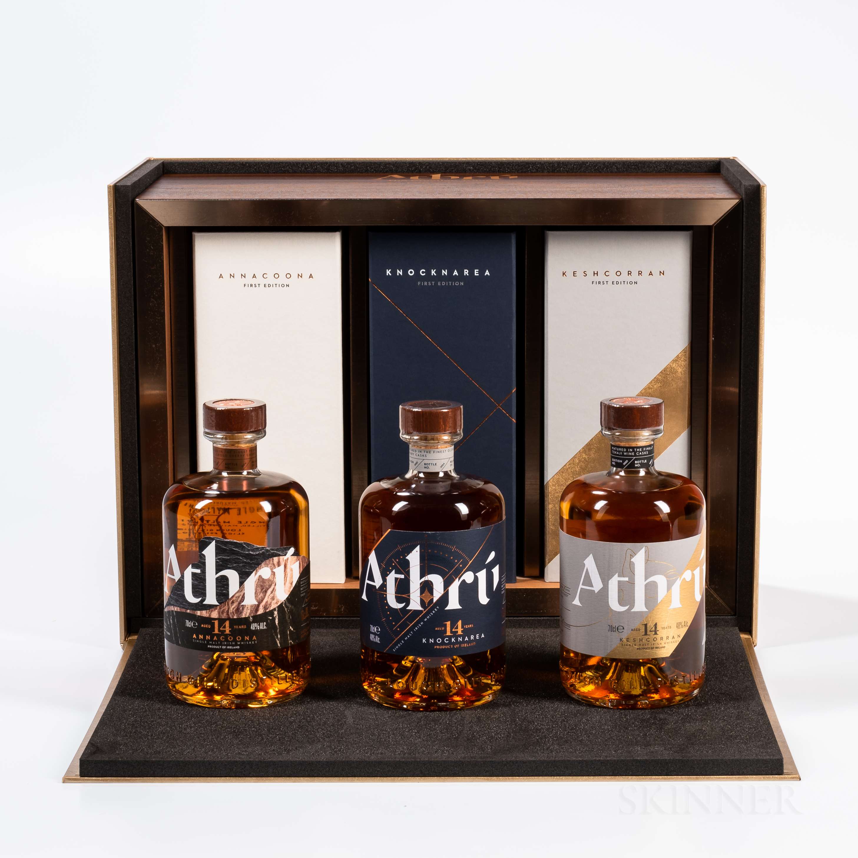 Athru Trilogy Set, 3 70cl bottles (pc)