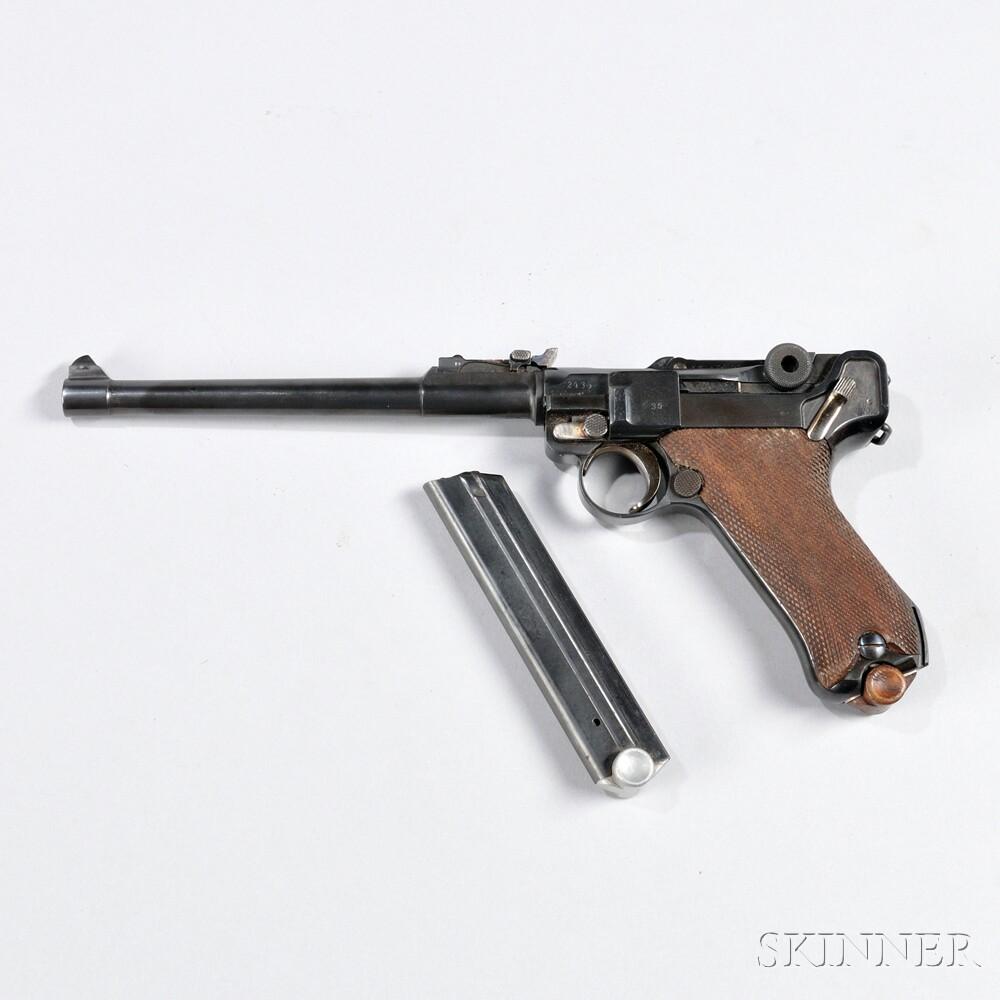 Artillery Model Luger