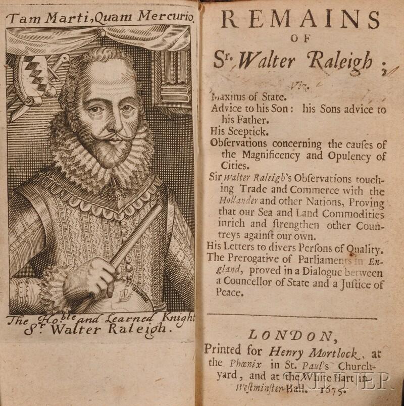 Raleigh, Sir Walter (1552-1618)