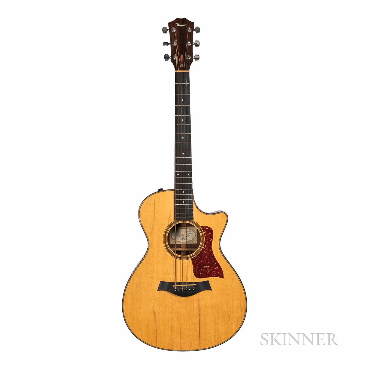 John Abercrombie   Taylor 512-CE Acoustic Guitar, 2004