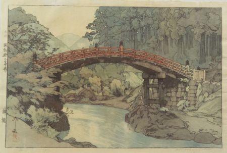 Yoshida Hiroshi: Sacred Bridge