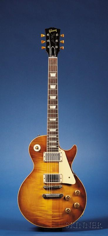 American Electric Guitar, Gibson Incorporated, Kalamazoo, 1959