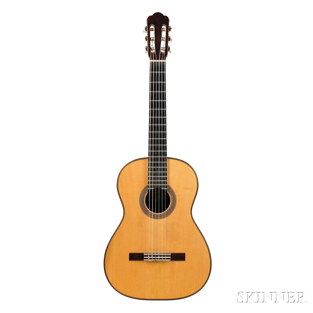 Guitar, Manuel Velazsquez, 1965