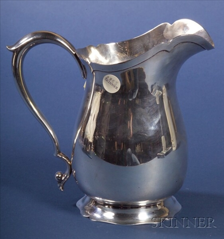 American Sterling Water Pitcher