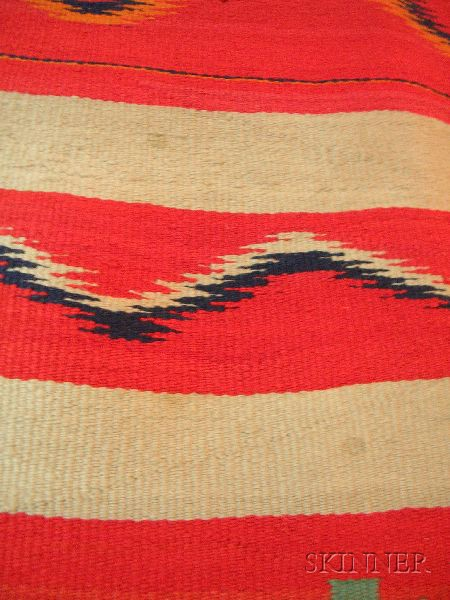 Two Southwest Weavings