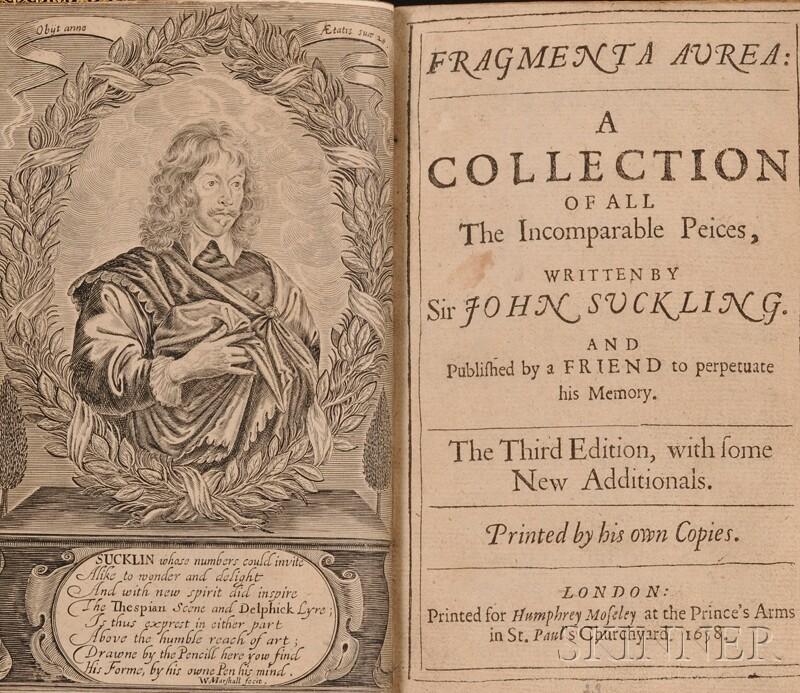 Suckling, Sir John (1609-1642)