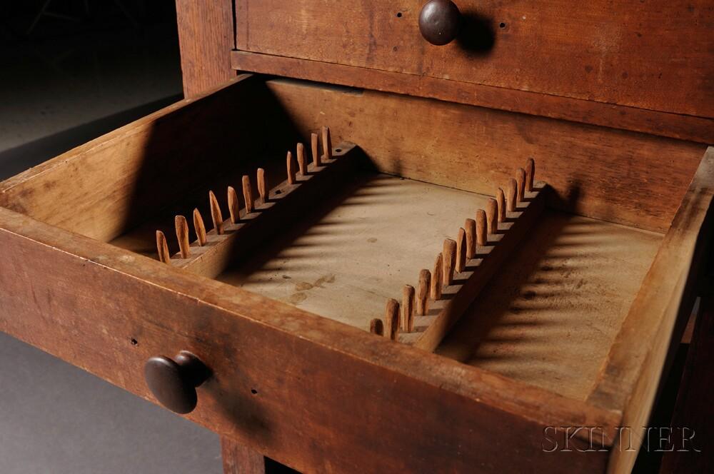Shaker Carpenter's Workbench