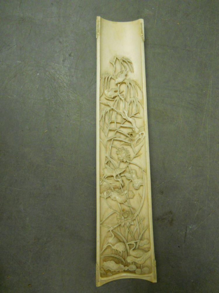 Ivory Wrist Rest