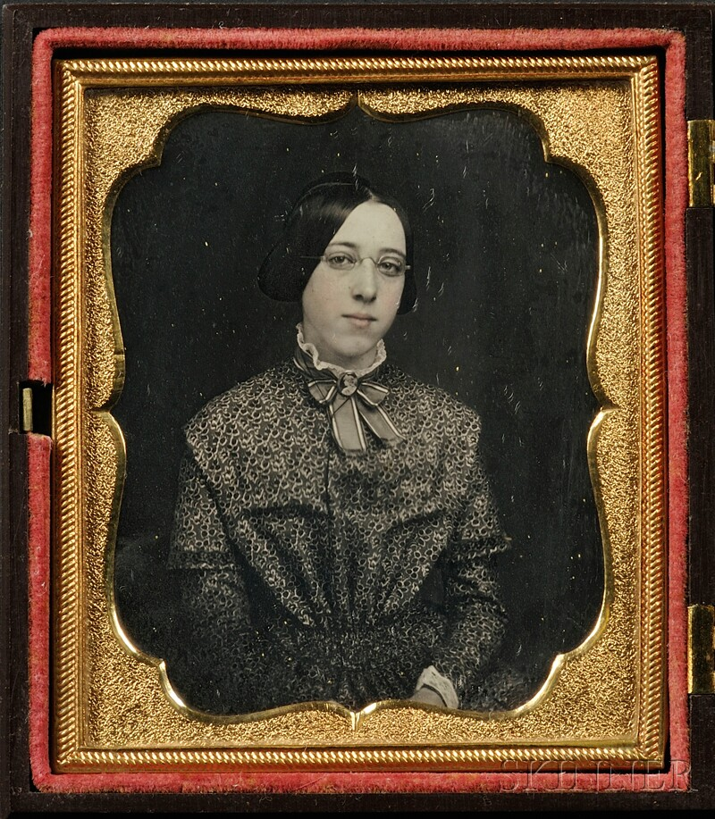 dating daguerreotypes The first paragraph on dating images in this useful guide begins like this: there exist facebook groups my daguerreotype girlfriend and my.