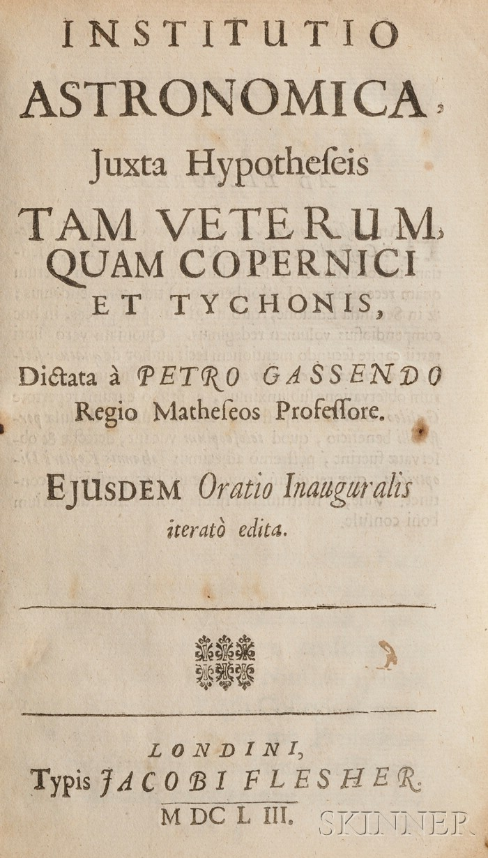 Institutio Astronomica