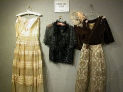 Seven Mid-20th Century Vintage Dresses and Outfits.