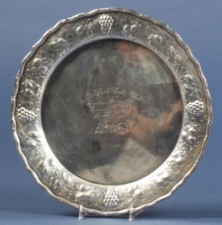 Theodore B. Starr Sterling Trophy Salver