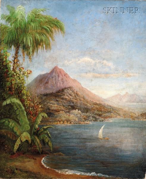Attributed to Albert Dickerman (American, 1840-1917)      Boating