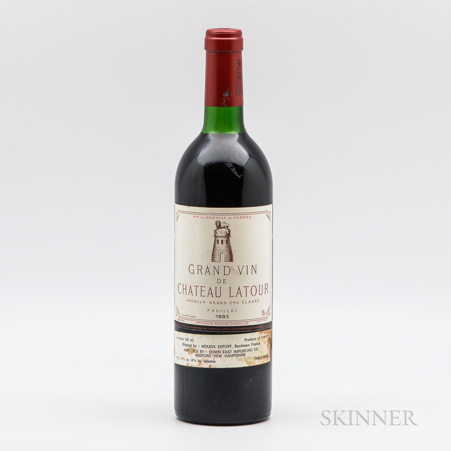 Chateau Latour 1983, 1 bottle