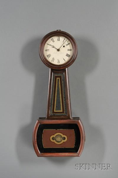 E. Howard No. 5 Regulator Clock