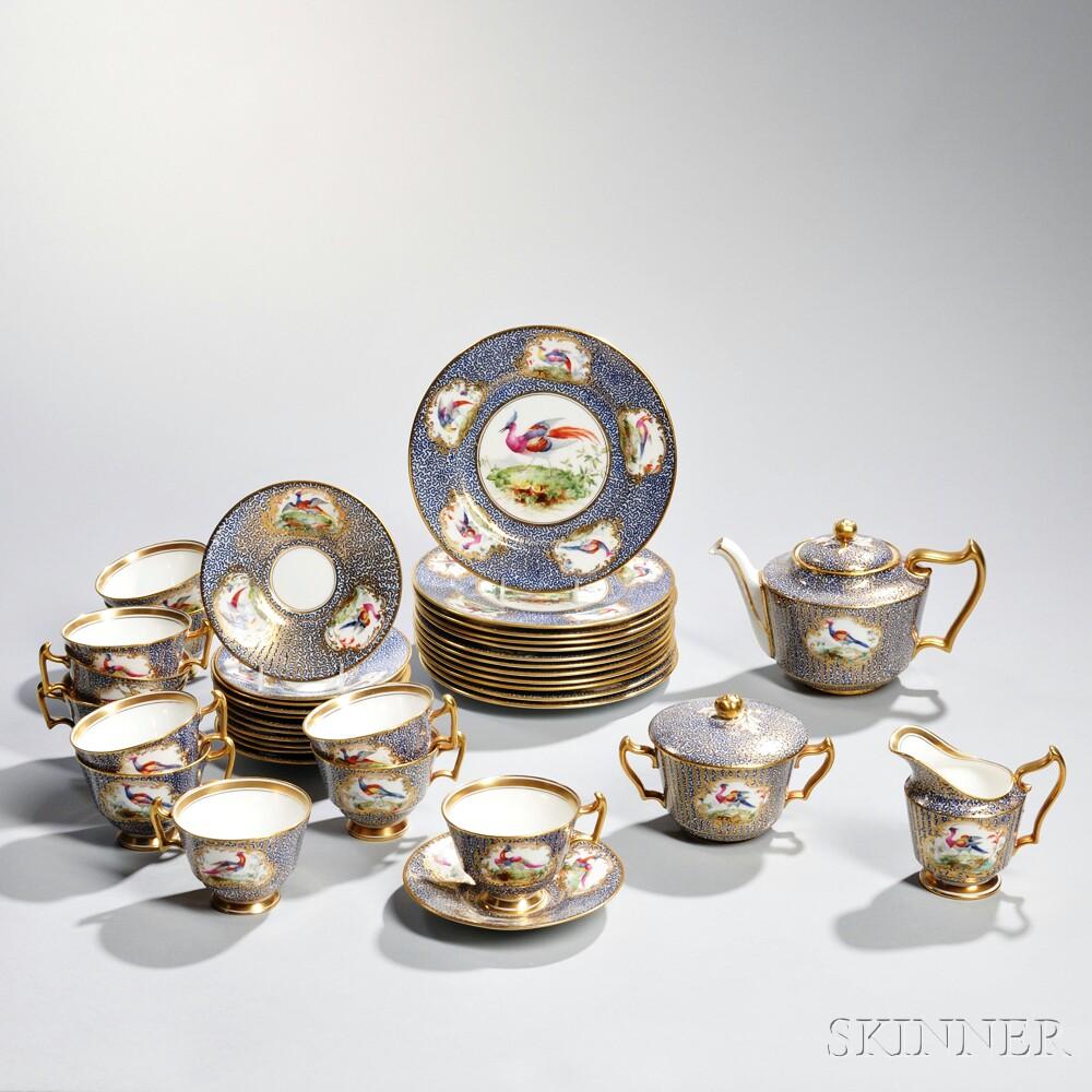 Royal Doulton Exotic Bird Tea Set