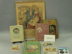 Lot of Childrens Books and Ephemera.