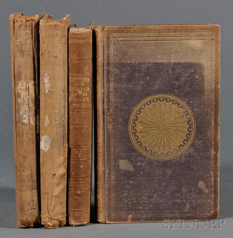 Sedgwick, Catharine Maria (1789-1867) Hope Leslie