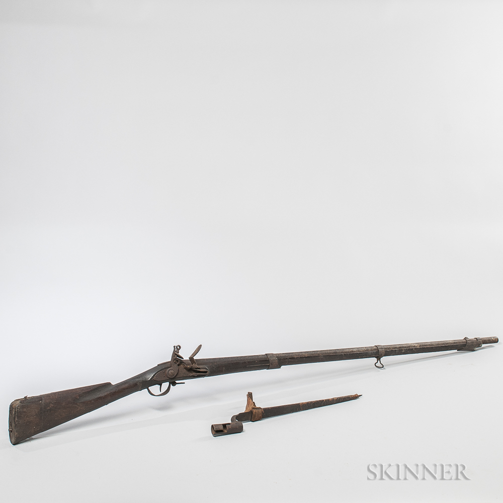 Early U.S. Flintlock Musket