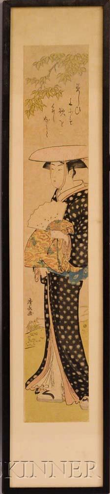 Torii Kiyonaga (1752-1815),