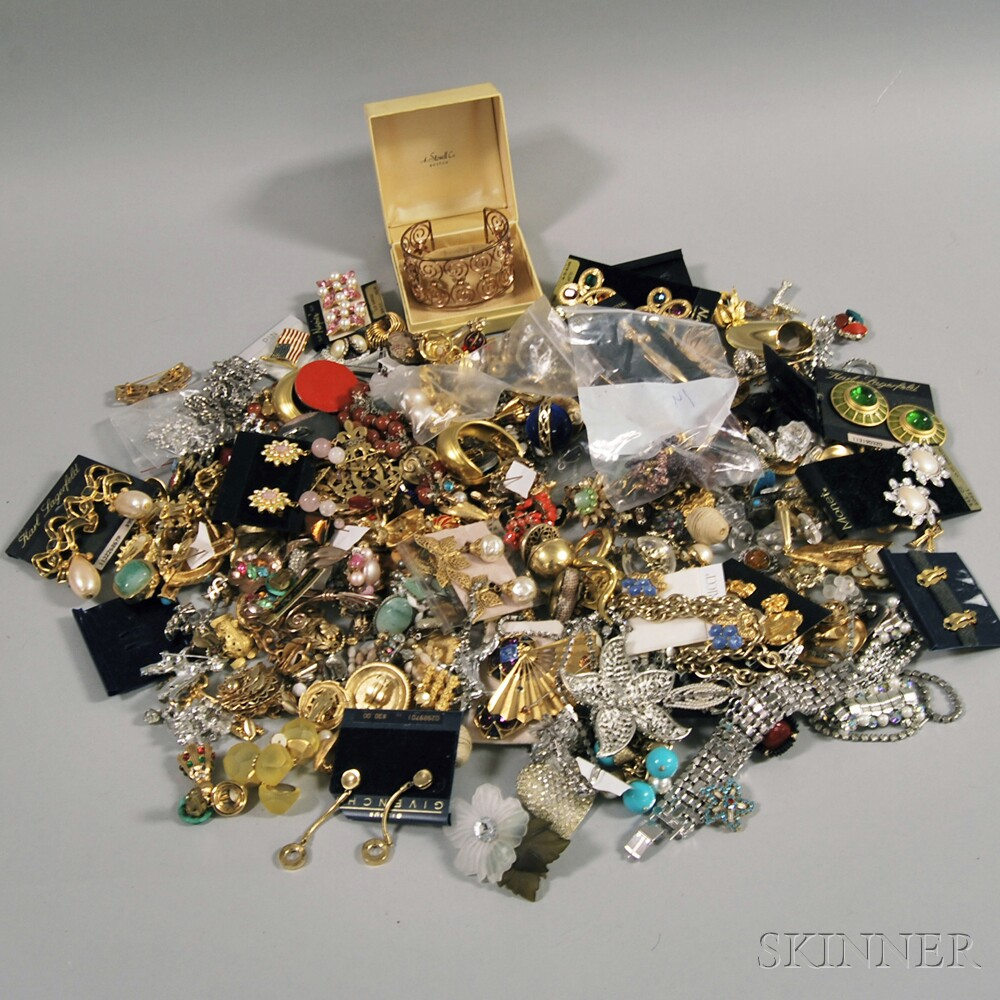 Group of Miscellaneous and Designer Costume Jewelry
