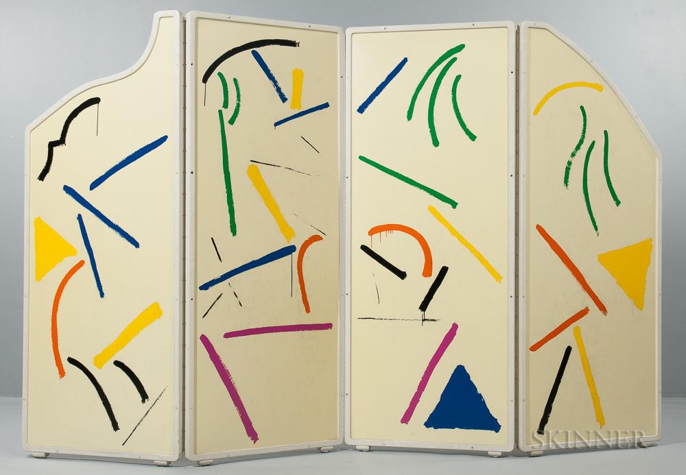 David Hockney (British, b. 1937)      Caribbean Tea Time