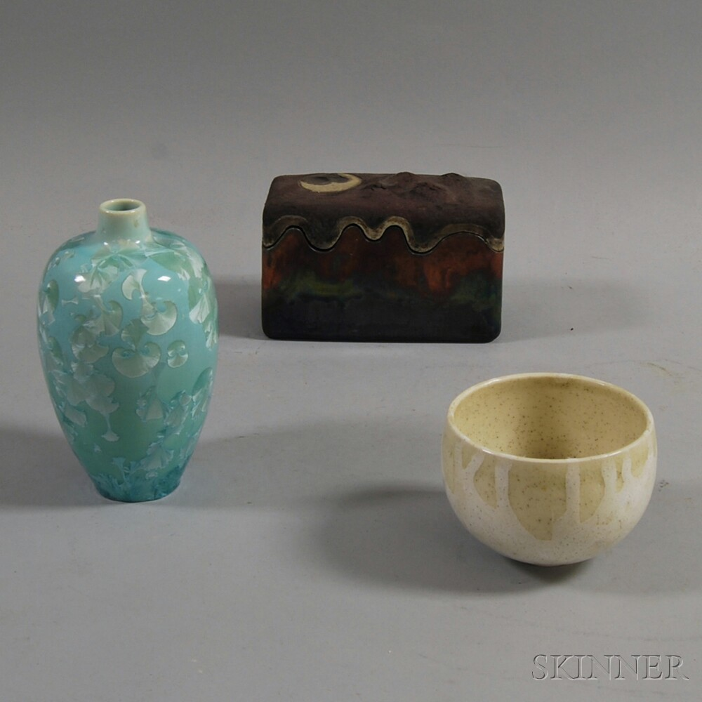 Small Collection of Decorative Objects