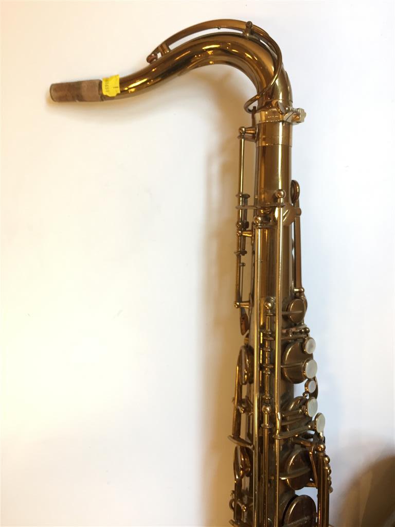 Tenor Saxophone, Selmer Super Balanced Action, 1952