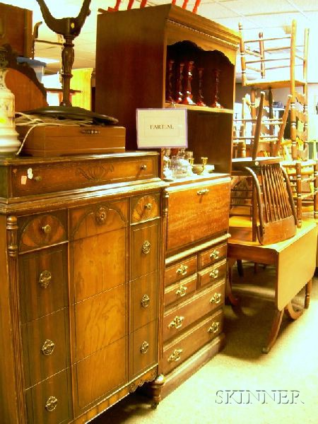 Large Group of Assorted Furniture and Decorative Accessories