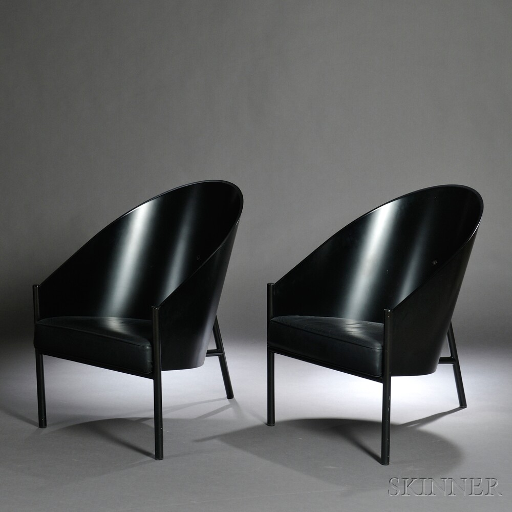 two philippe starck costes chairs sale number 2692b lot number 304 skinner auctioneers. Black Bedroom Furniture Sets. Home Design Ideas